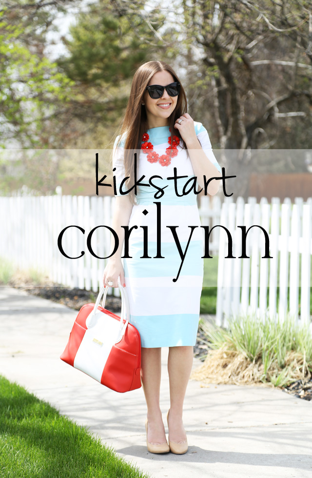 corilynn capri dress