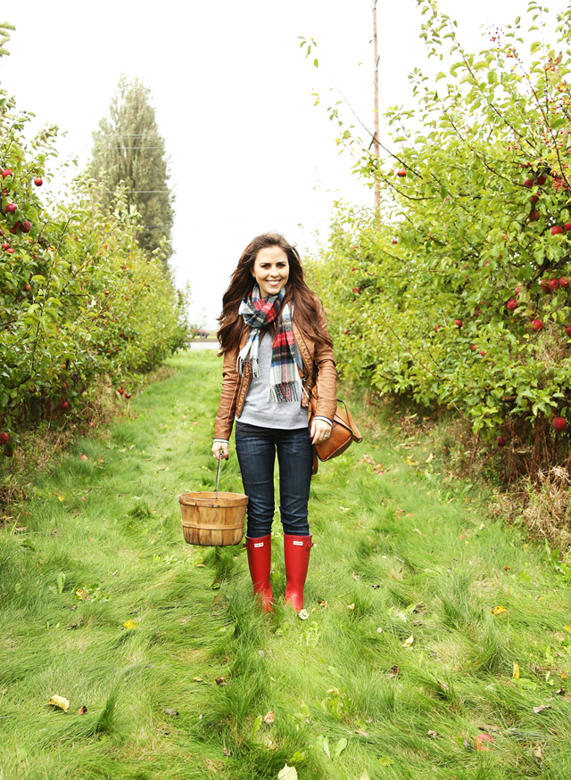 Apple Picking Corilynn