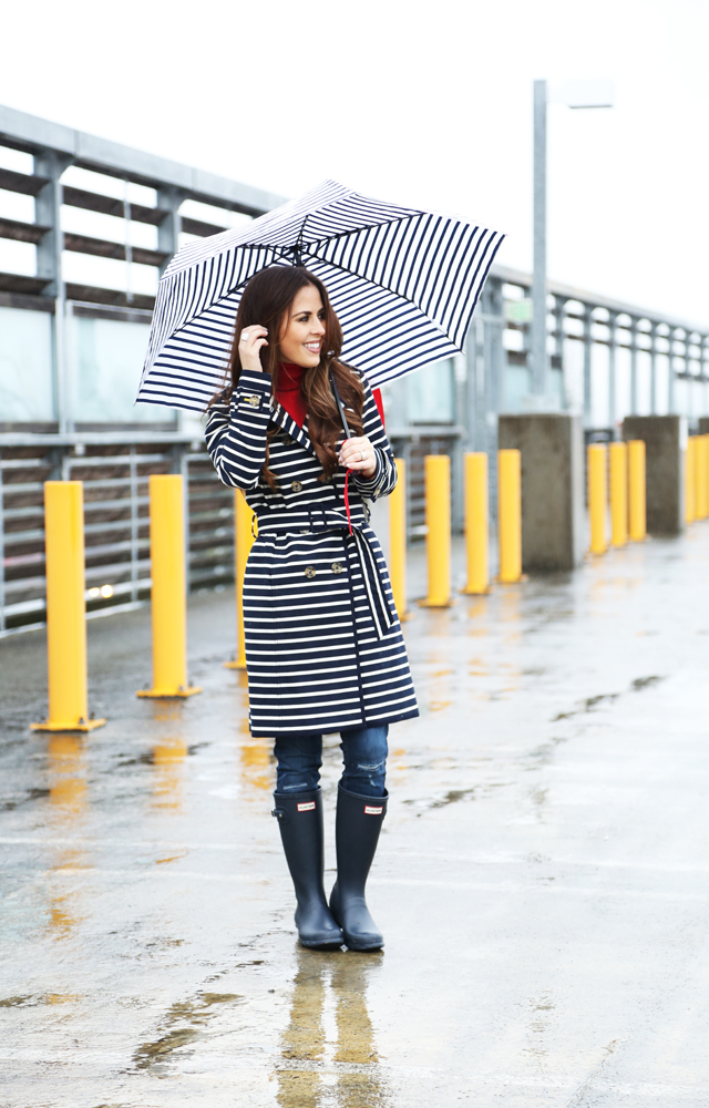 Spring Rainy Day Outfits Images