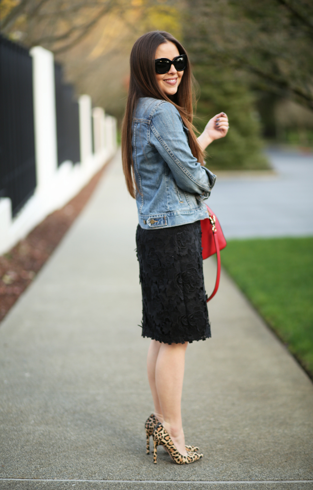 dressing down your holiday dress