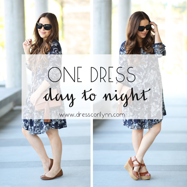 One dress two ways