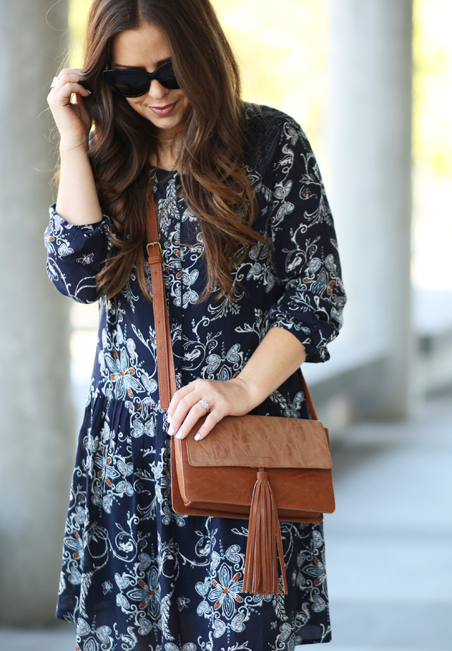 casual dress with flats 4