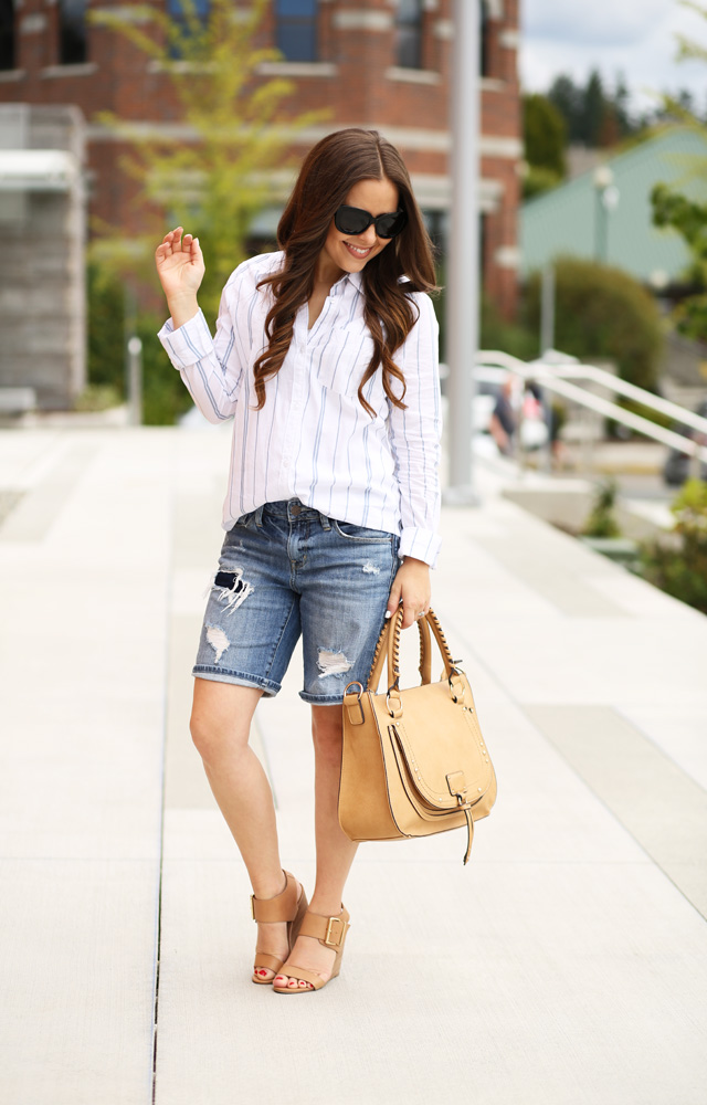 shorts with wedges 3