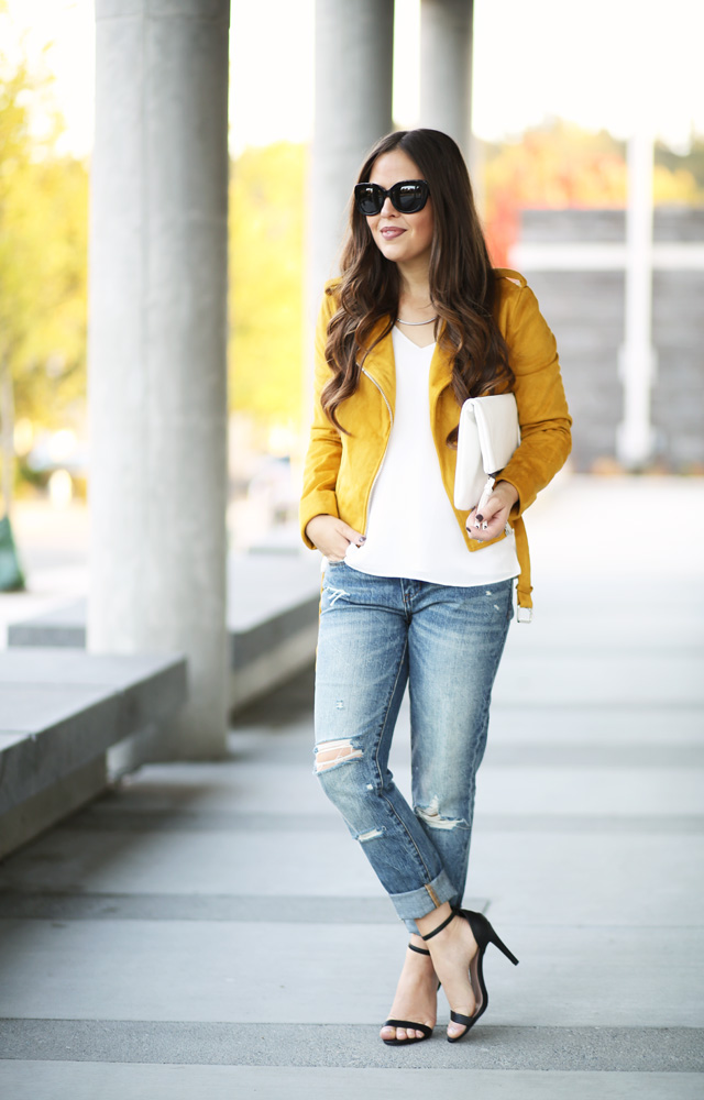 mustard-moto-jacket-and-jeans