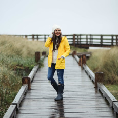 winter in the PNW with Nordstrom.