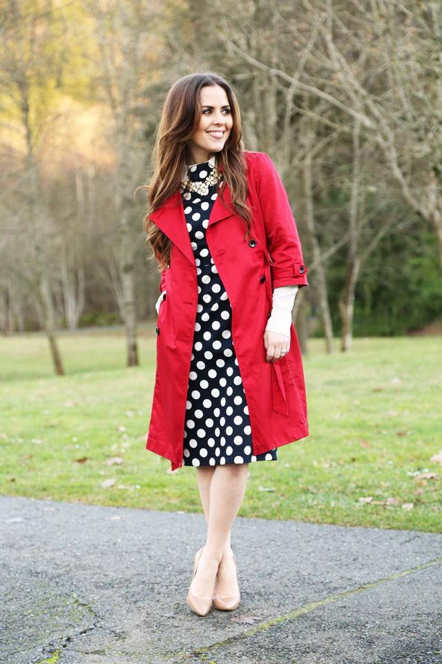 Just Dotty Dress Cori Lynn