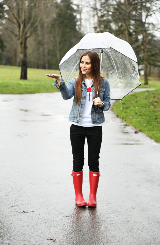Rain Rain Dress Cori Lynn