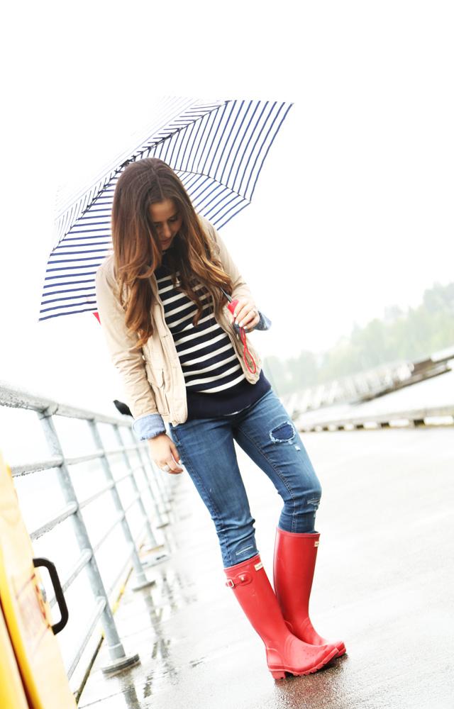 Rainy Days. - Dress Cori Lynn