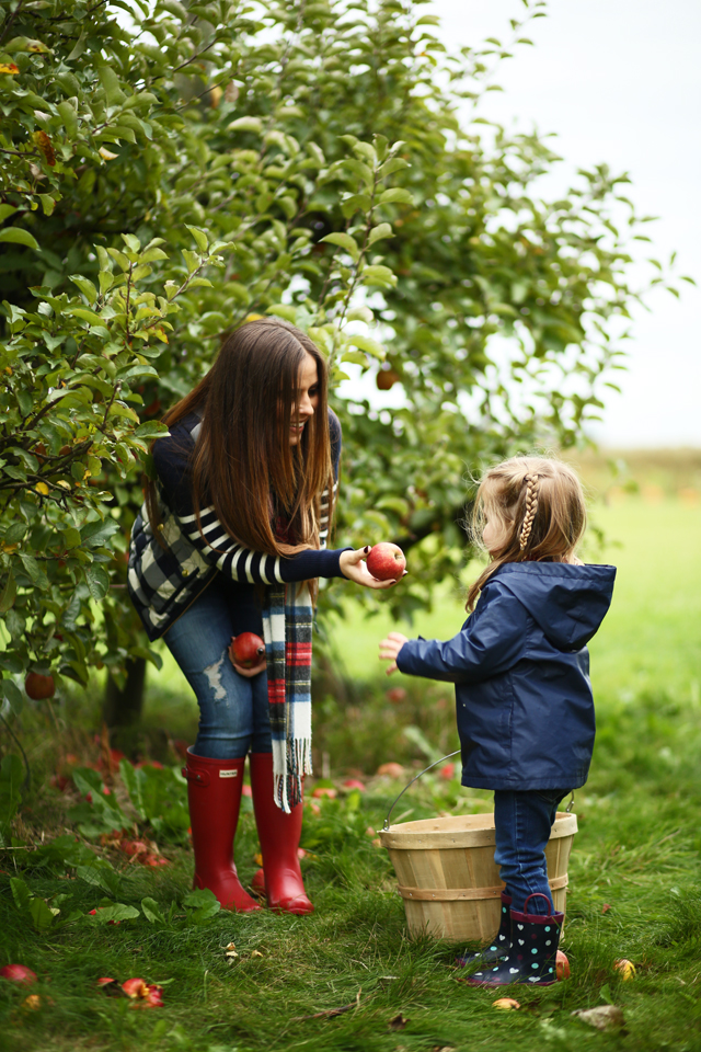 best fall activity apple picking