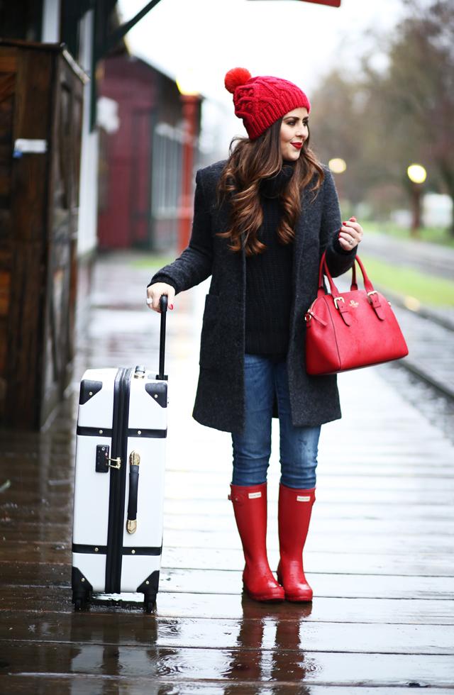 25e88aaf365 Winter Travel. - dress cori lynn