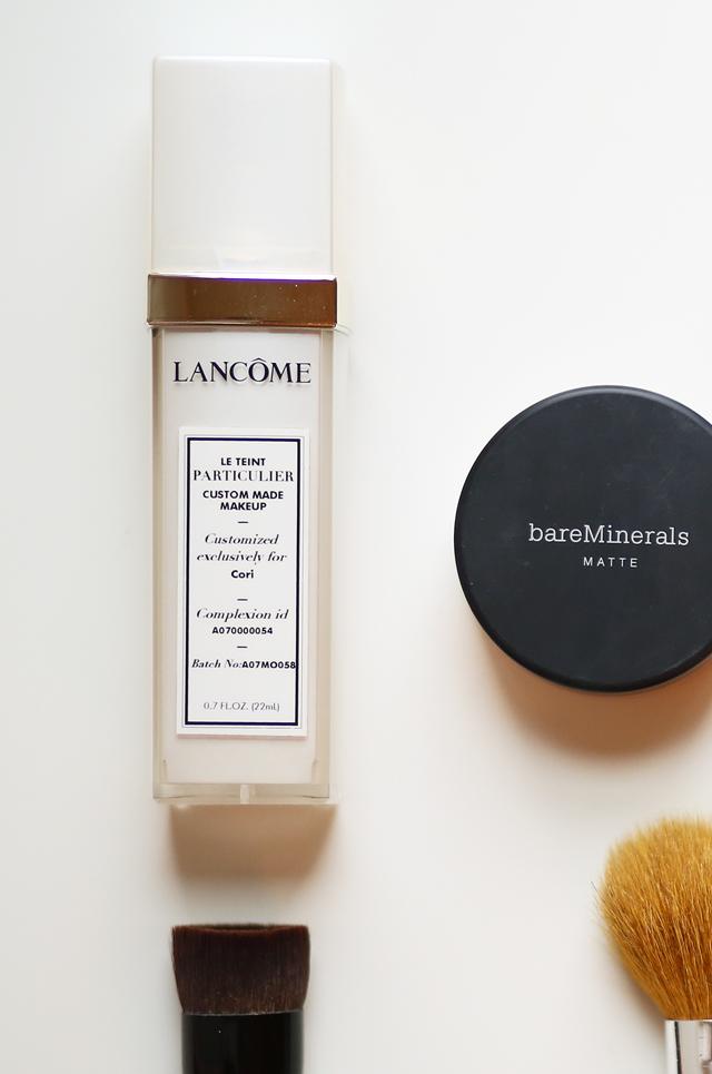 lancome custom makeup