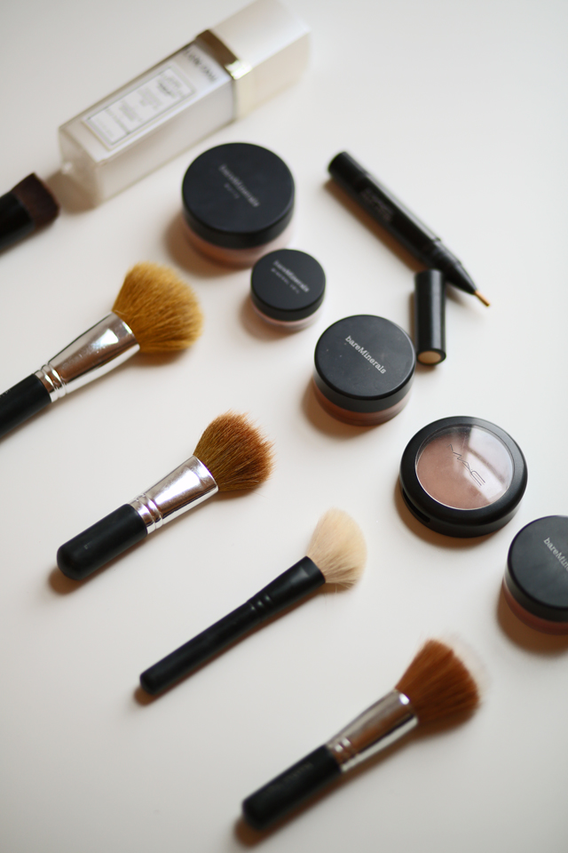 makeup lineup