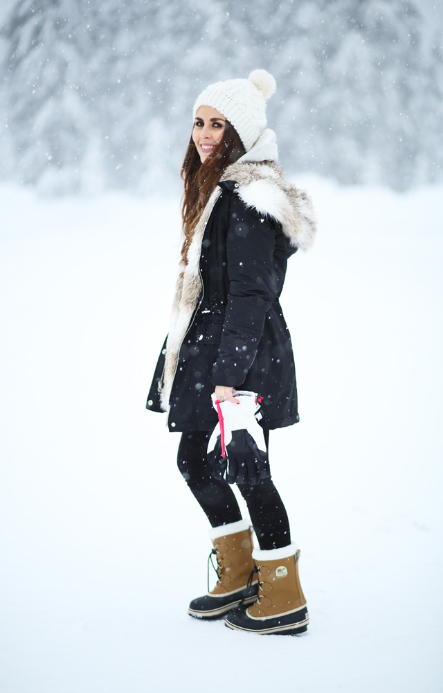 Snow Day Dress Cori Lynn