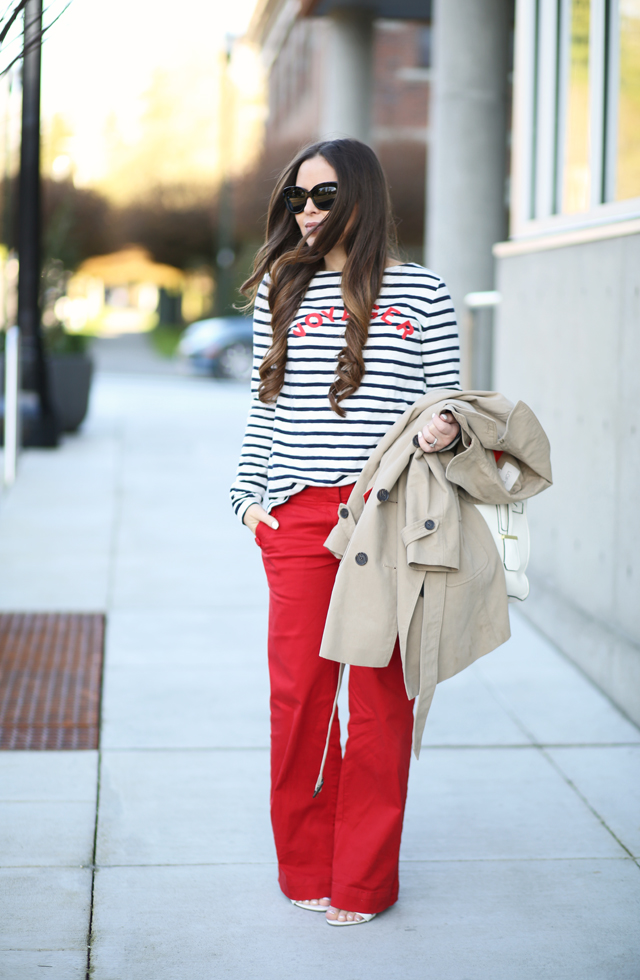 nautical spring look