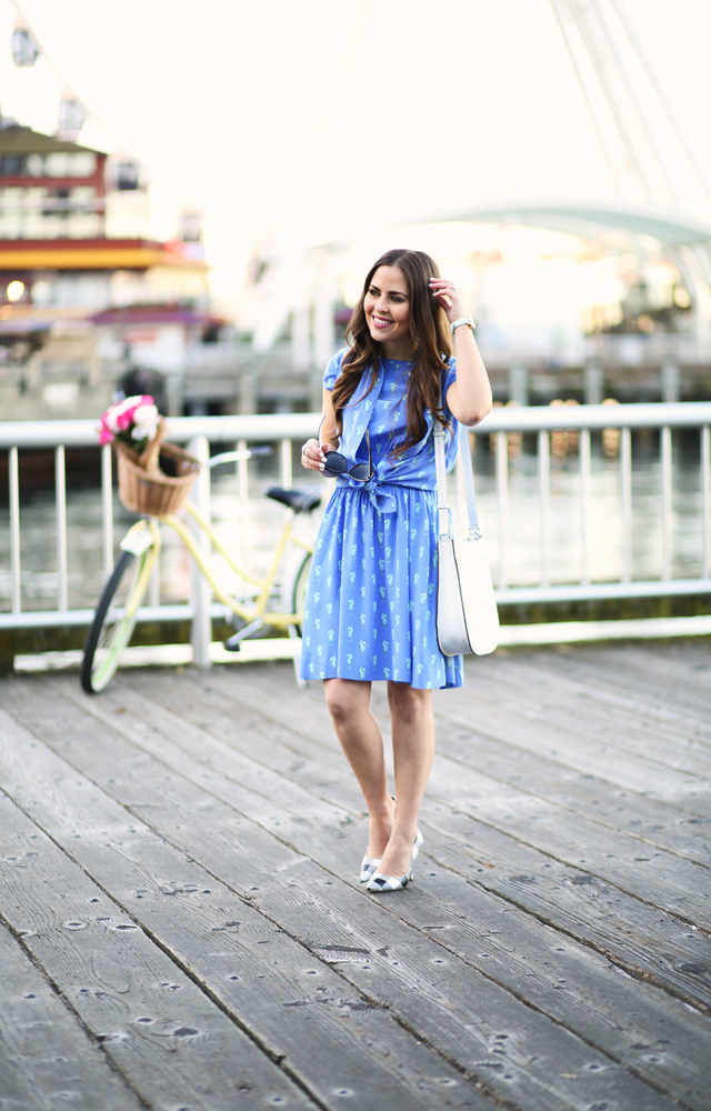7929f0e13c9 summertime in New York with Kate Spade NY. - dress cori lynn