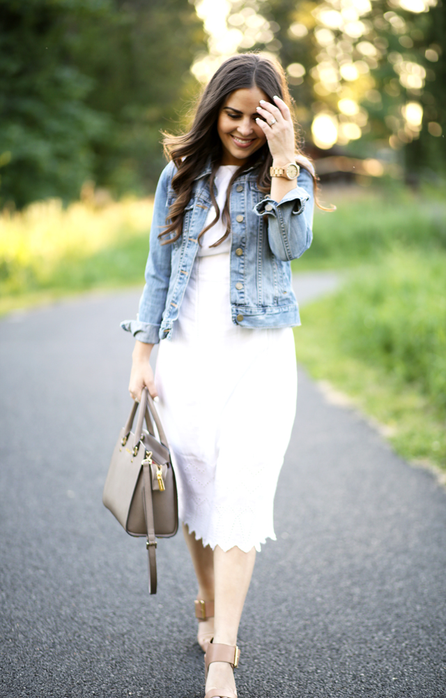 summertime favorite  the little white dress. - dress cori lynn 8b84fa0aa