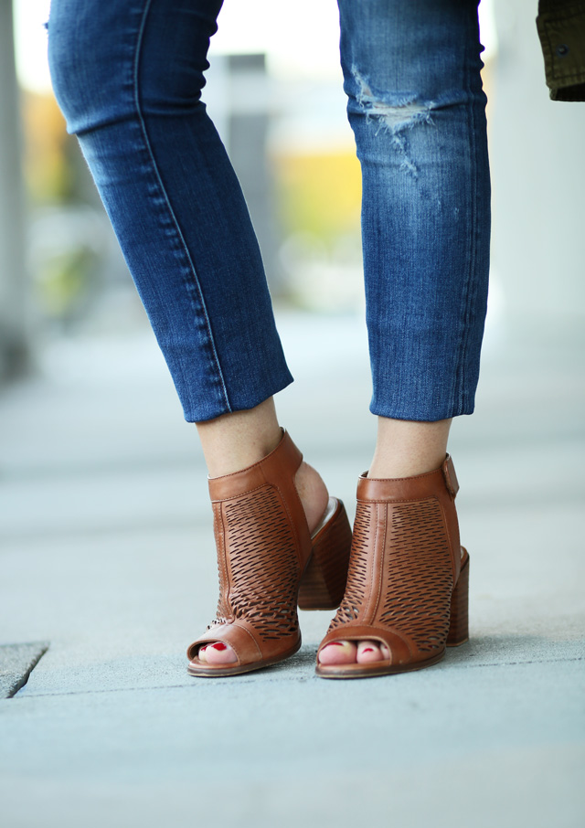 3 summer to fall shoe trends.