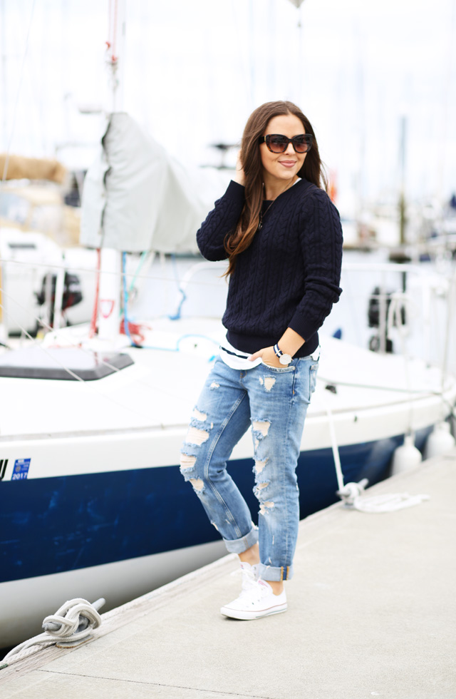 sailing outfit