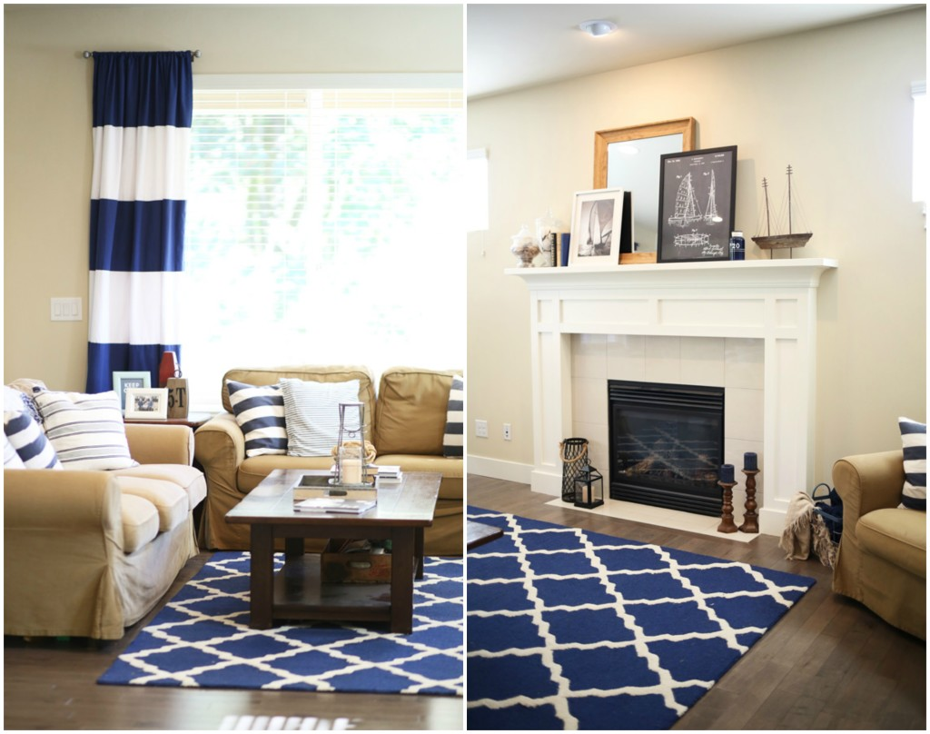 Genial Living Room Nautical Nautical Living Room Inspo