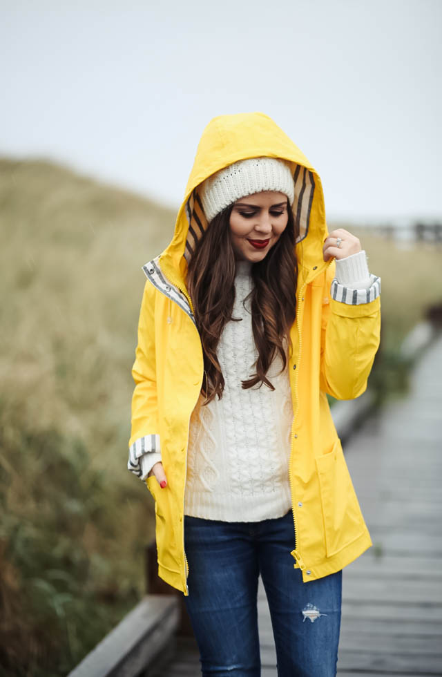 yellow-raincoat-white-pom-beanie-6