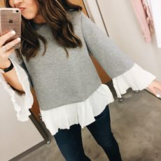 Nordstrom Anniversary sale fitting room try-ons: part 2.