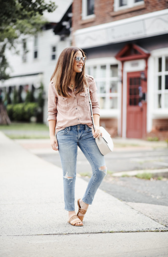 Casual But Never Basic With American Eagle Outfitters