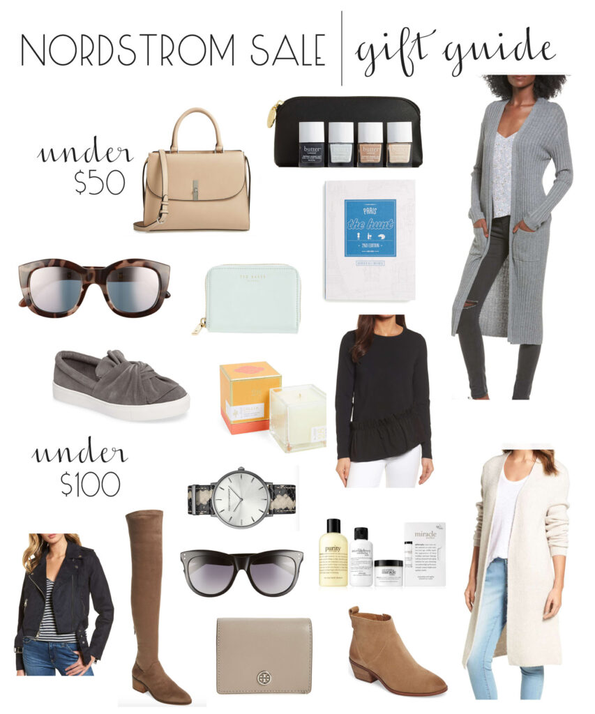 1f25fa7d08 Under  50  nude bag. nail polish. gray sweater. Paris book. Ted Baker mini  wallet. Le Specs Sunglasses. Gray sneakers. candle. Black Ruffle shirt.