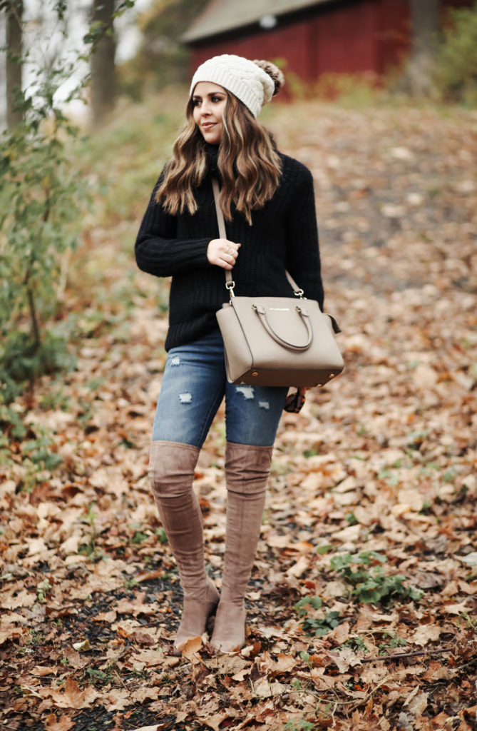 Over The Knee Boots For Short Women