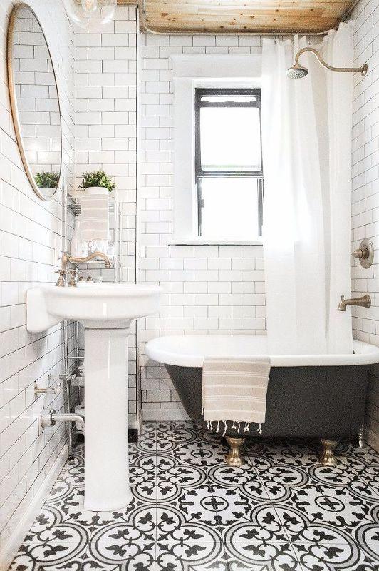 Modern Farmhouse Bathroom Remodel The, Modern Farmhouse Bathroom Remodel Ideas
