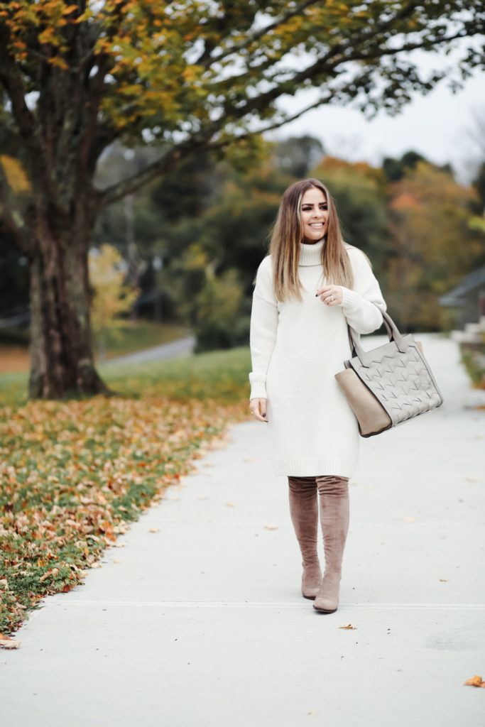 f50edecbcda Sweater dresses are such a great capsule piece because they are super  versatile