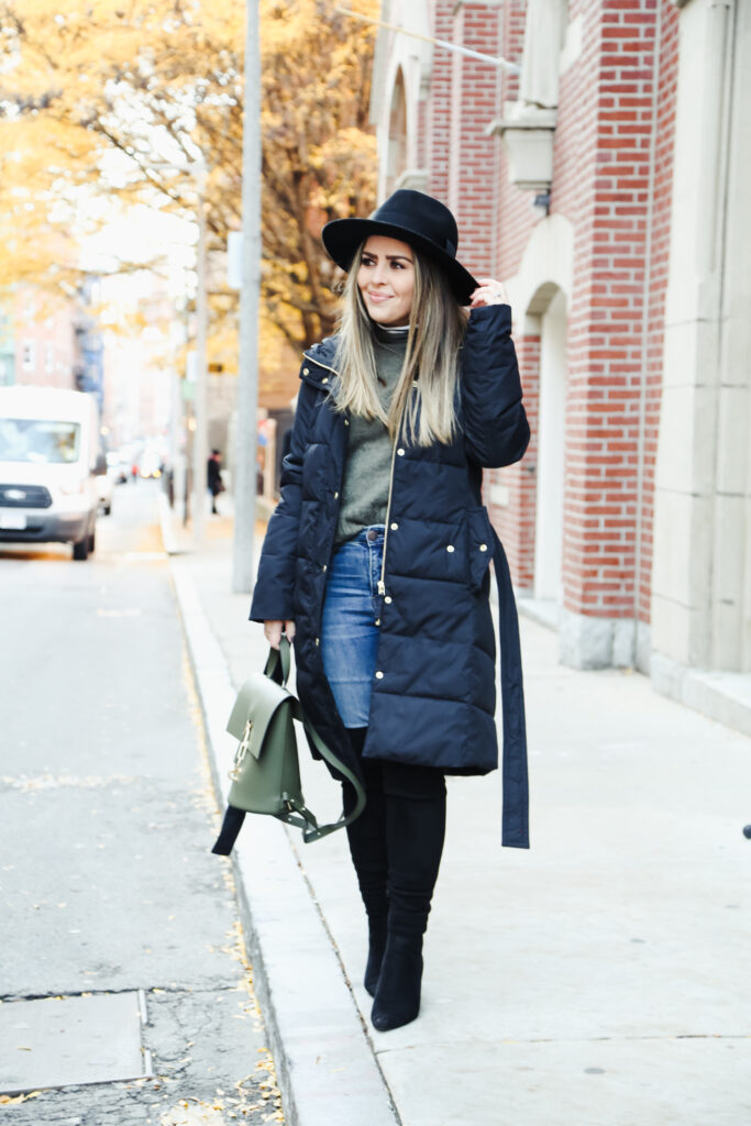 cf7040b2ceea how to feel chic when it's really cold outside.   Corilynn   Bloglovin'